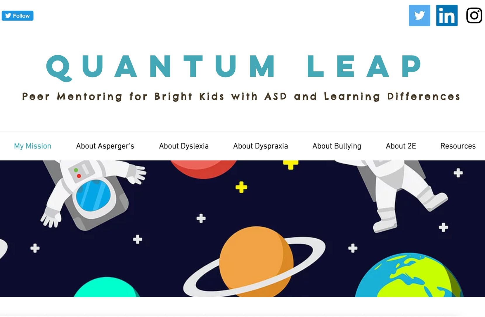 Quantum Leap Mentoring